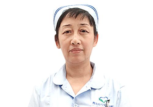 徐丽荣――精神科护士长