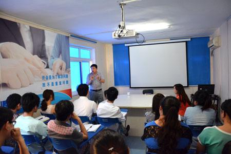 迎世界卫生日,青岛安宁医院开展身心健康大讲堂活动