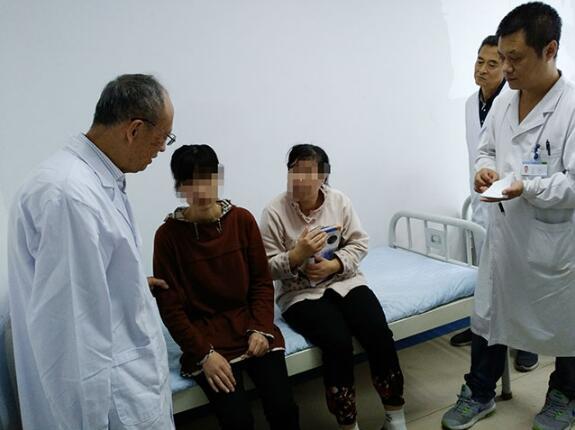 上海精神卫生中心王祖承来青会诊圆满结束